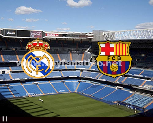 Clasico Barcelona Real Madrid 21 de Marzo 2014