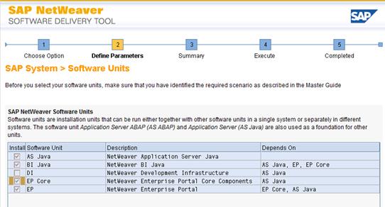 Installation Of BI Java Stack | SAP Netweaver Professional