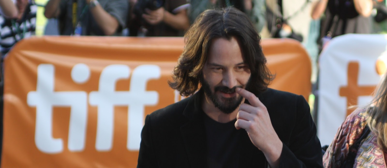 Keanu Reeves, Johnnie To among the first round of announced guests
