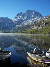 Silver Lake in the Eastern Sierra's