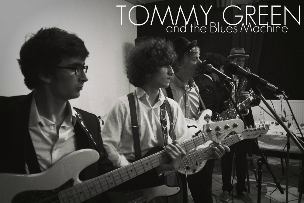 Tommy Green & The Bluesmachine