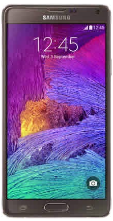 Samsung Galaxy Note 4 Duos Android