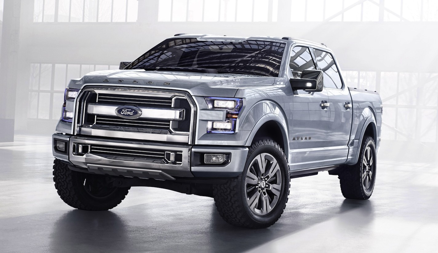 new car models 2014 ford f150
