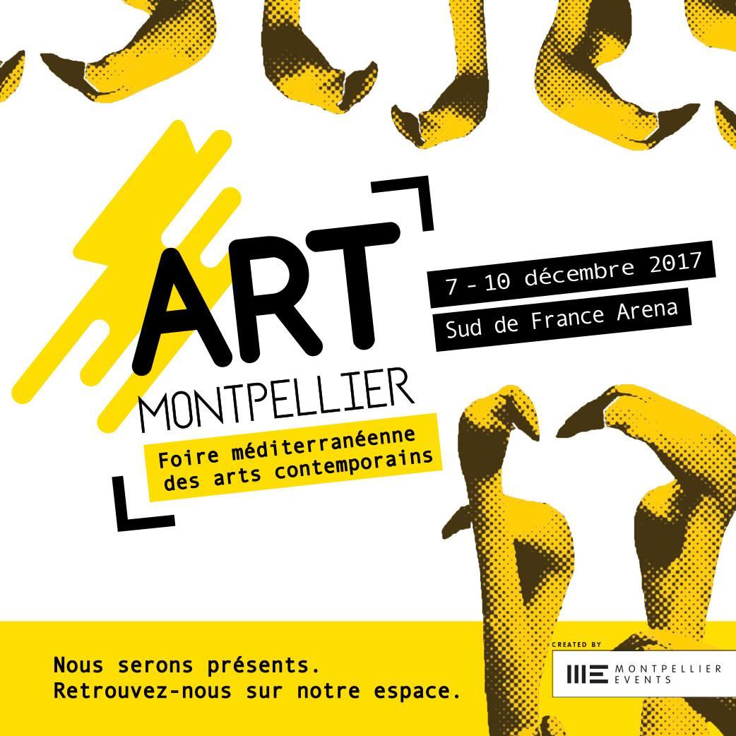 ART MONTPELLIER : LA GALERIE MONTESQUIEU PRÉSENTE CAPTON