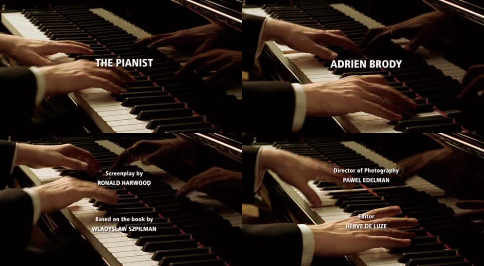 essays the pianist Film review - the pianist 6 pages 1485 words june 2015 saved essays save your essays here so you can locate them quickly.