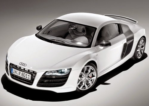 Super auto Audi Quattro