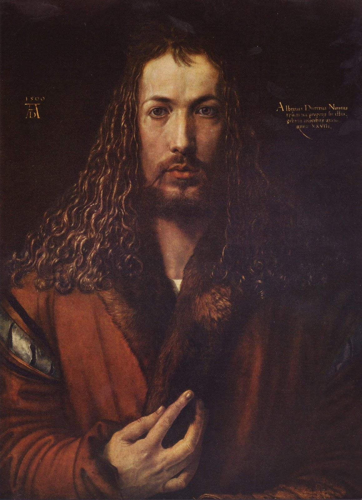 a biography of the artist albrecht durer Not only was this artist a painter, he was also doing a lot of works such as printmaking and engraving he was even a theorist and mathematician he was none other than albrecht durer (1471-1528) albrecht dürer, or duerer, was a painter, mathematician, theorist, printmaker and engraver originating from nuremburg.