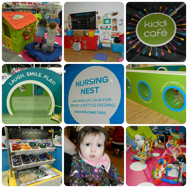 Kiddicare Aintree Play Cafe Nursing Nest Event Room
