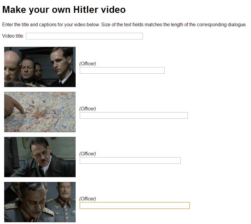 Hitler kuulee