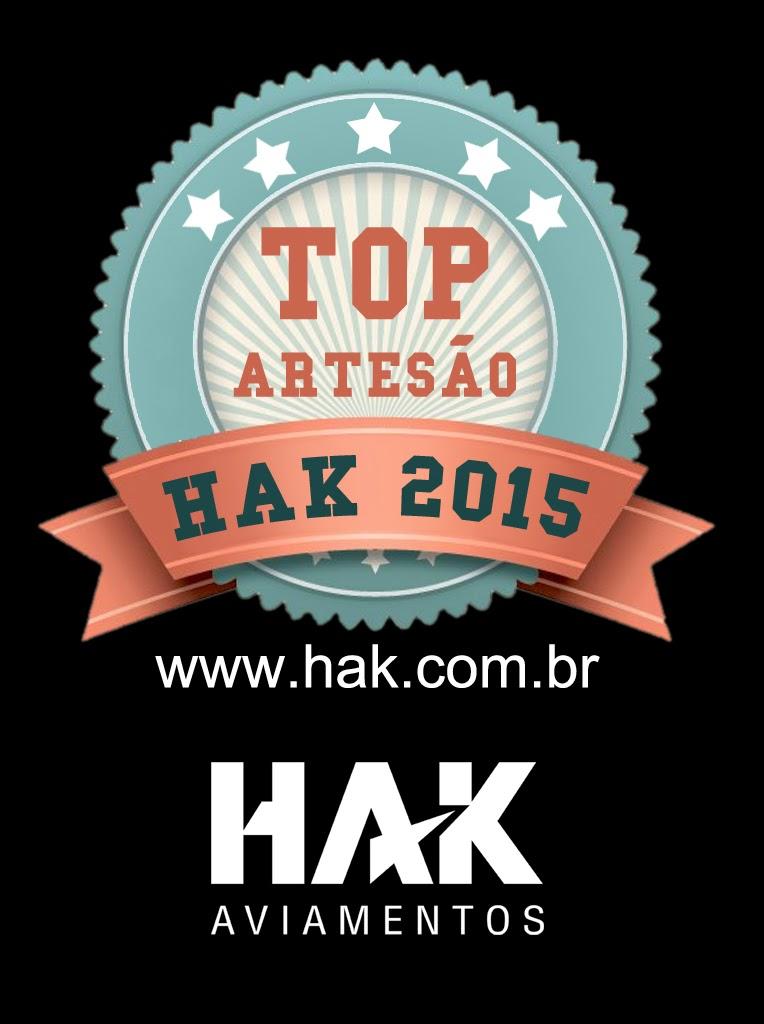 """""""Top Artesão Hak 2015"""""""