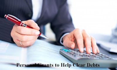 Apply Personal Grants to Help Clear Debts