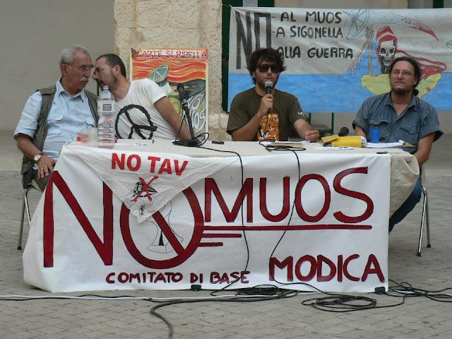 Fermiamo il MUOS 30 giugno Modica   fotografie by 11