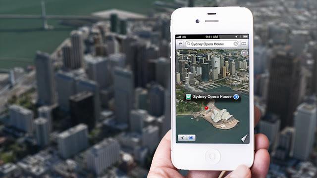 شركة  ابل  تضيف 20  منطقة جديدة  على  تطبيقها FLYOVER
