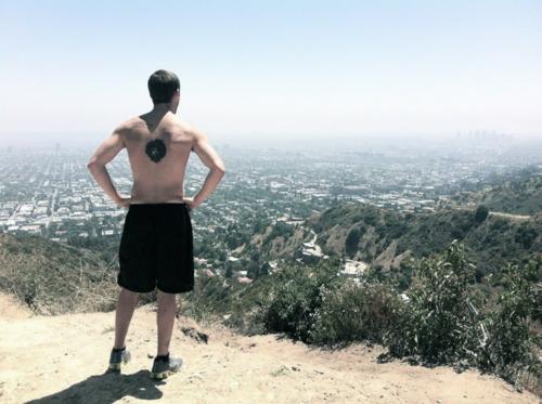 Tony Oller Tattoo