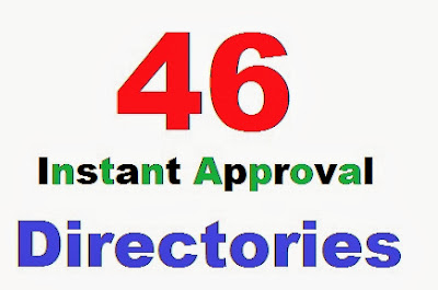 46 Free Instant Approval Directory Submission List