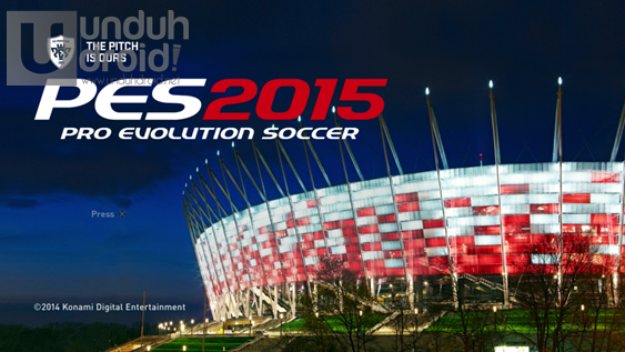 Download Game PES 2015 Untuk Android APK+Data