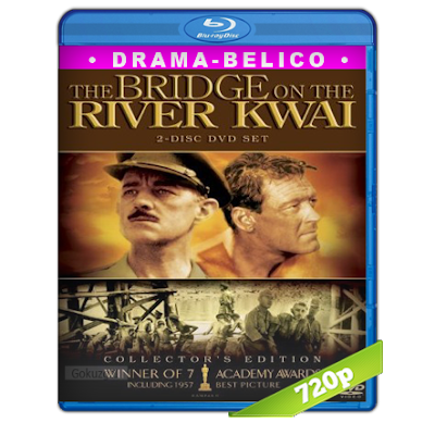 El Puente Sobre El Rio Kwai (1957) BRRip 720p Audio Trial Latino-Castellano-Ingles 5.1
