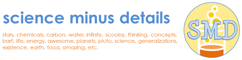 Science Minus Details