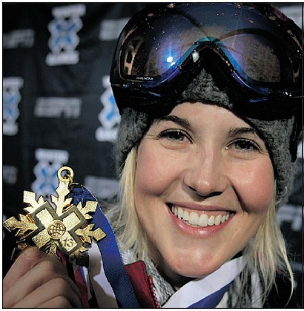 Freestyle skier Sarah Burke dies