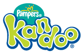 Pampers Kandoo Logo