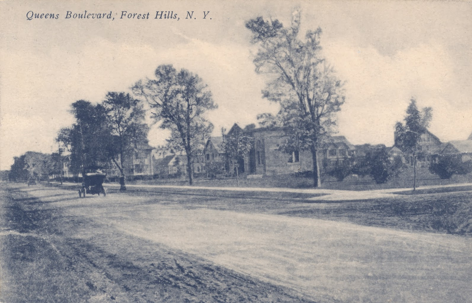 History of Forest Hills, Queens