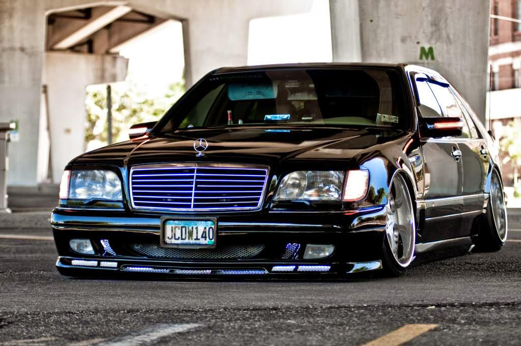 mercedes benz w140 s500 vip style benztuning. Black Bedroom Furniture Sets. Home Design Ideas