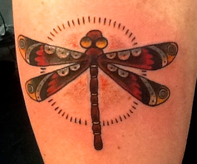 dragonfly; traditional