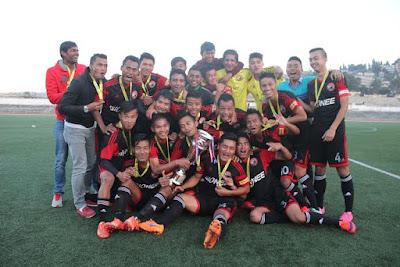 SLFC win SPL 2015