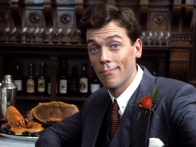 Jeeves and Wooster, Beau, Posh, Rich, Hugh Laurie