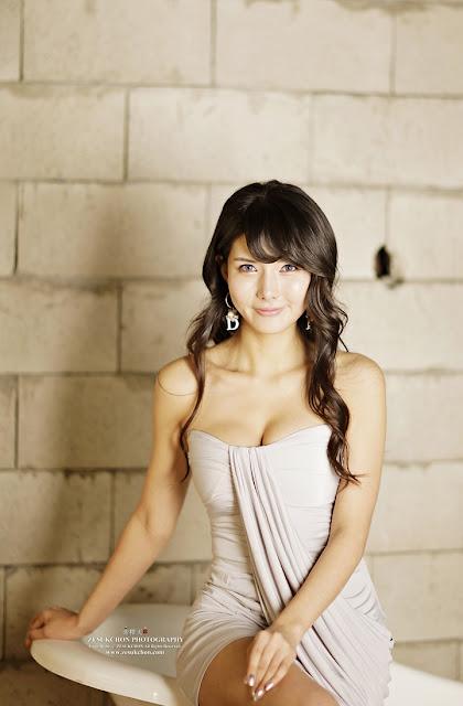 Profil dan Foto Cantik dan sensual terbaru Cha Sun Hwa