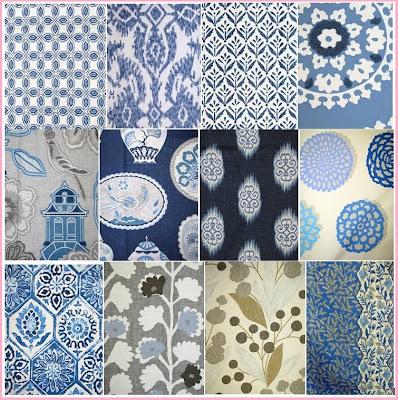 Fabrics @ VT Interiors