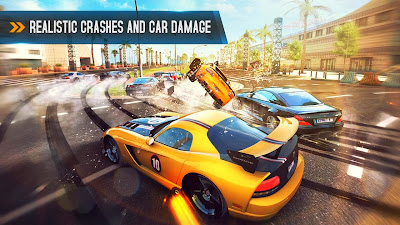 Asphalt 8 Airborne 1.1 Apk Mod Full Version Data Files Download Unlimited Money Stars-iANDROID Games