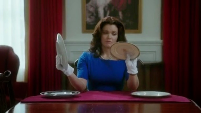 Scandal Baby Made a Mess Mellie