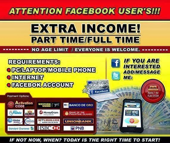 Facebook Money Making Program