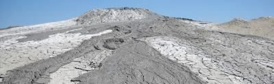 Mud Volcano, Berca, Buzau
