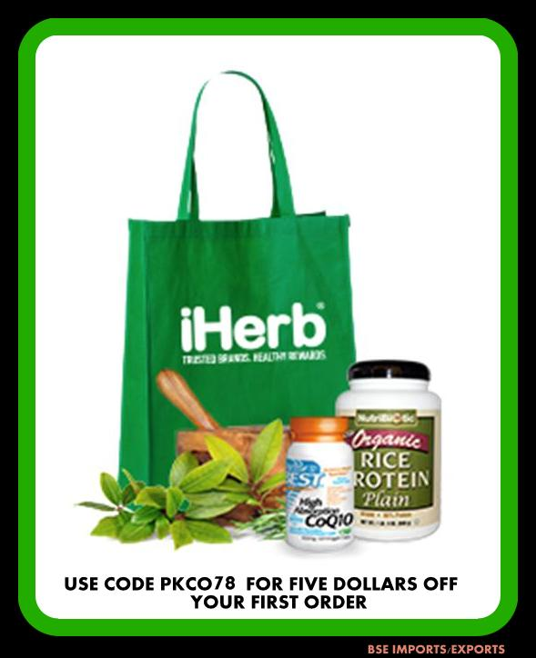 SHOP AT IHERB AND SAVE $15 ON FIRST PURCHASE