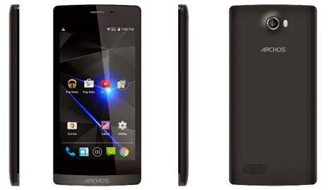 الاعلان عن جهاز Diamond 50 من شركة اركوس مع 4G LTE في 2015