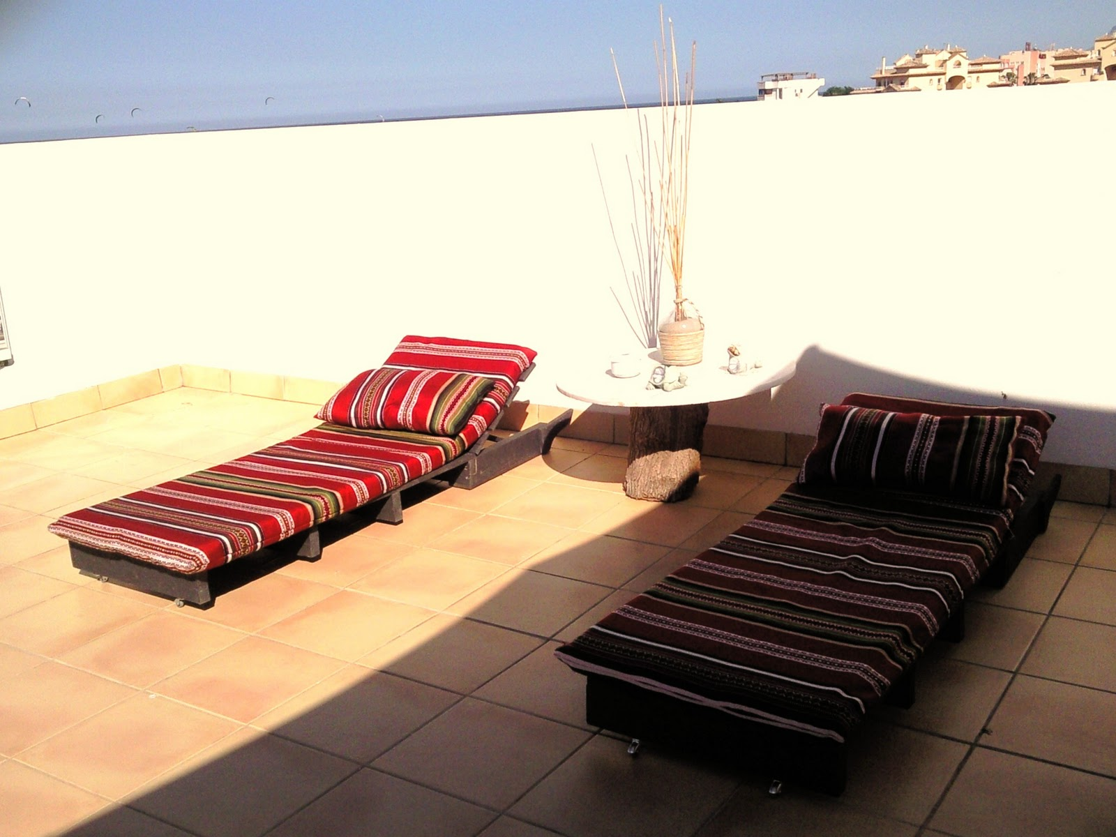 Muebles de exterior tipo chill out - Muebles chill out baratos ...