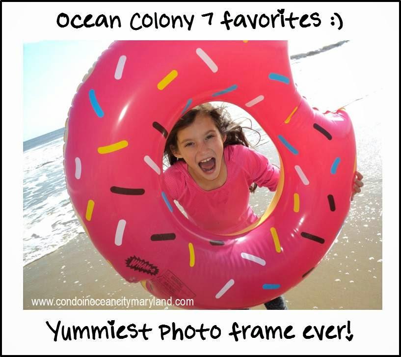 Ocean Colony 7 donut innertube