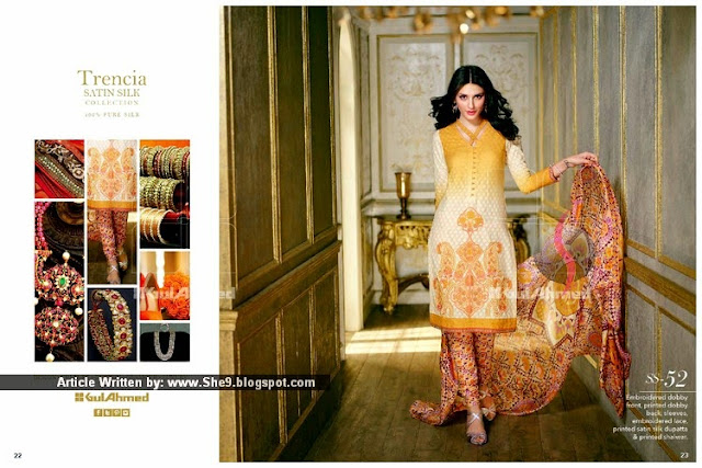 Gul Ahmed Eid Festive Catalog / Magazine
