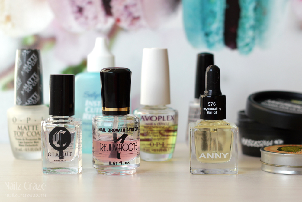 My Favorite Nail Care Products & Routine - Nailz Craze
