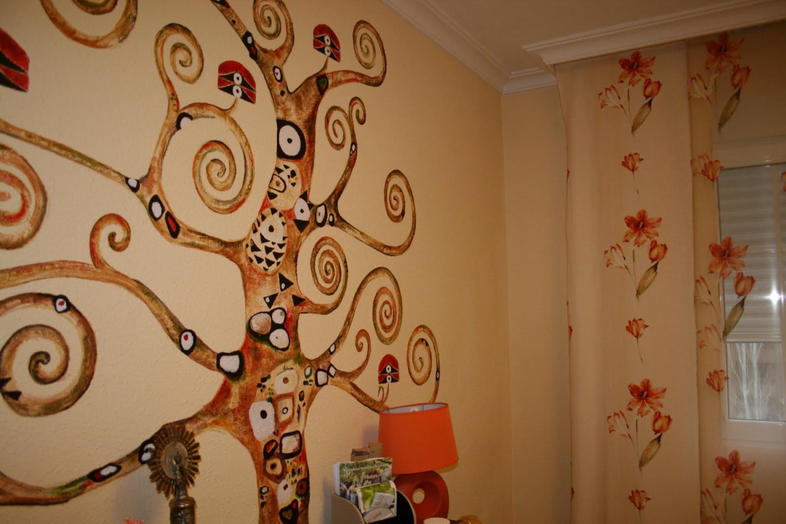 Murales decorativos imagui for Murales decorativos