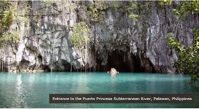 Inilah Sungai Bawah Tanah Paling Panjang Di Dunia