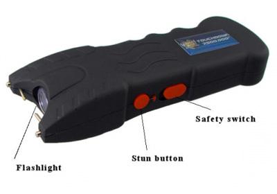 Streetwise Touchdown Stun Gun