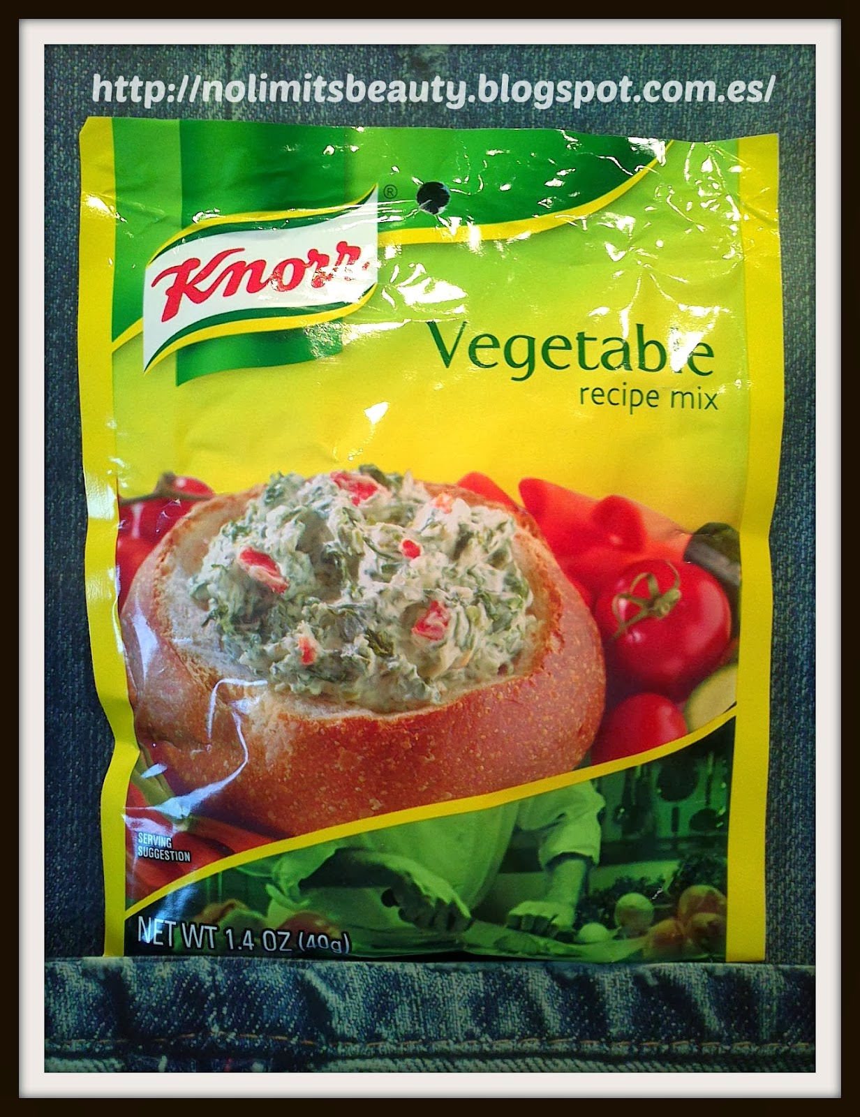 iHerb - Knorr Vegatable Recipe Mix