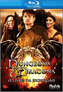 Dungeons & Dragons - O Livro da Escuridão BluRay 720p Dual Áudio