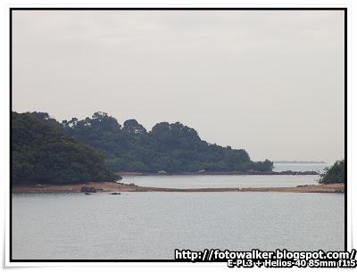 欣澳 (Sunny Bay)@Helios-40 85mm f1.5 П