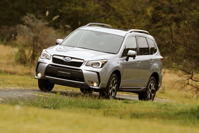 subaru forester 6 speed manual review