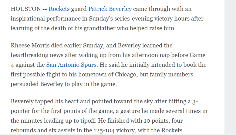The Mindless Freaks: Death of Patrick Beverley's ...