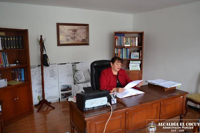 El Cocuy ya tiene Alcaldesa